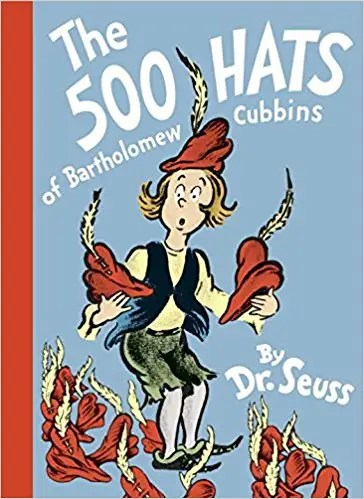 'The 500 Hearts of Bartholomew Cubbins' by Theodore Geisel