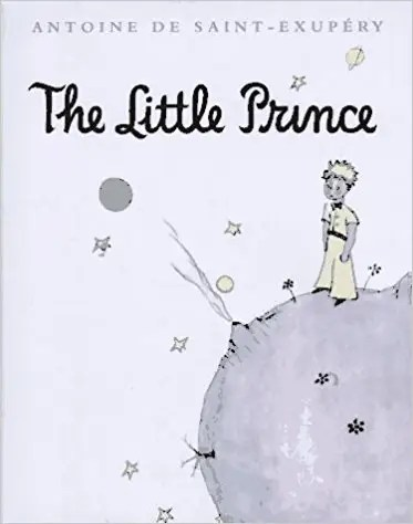 'The Little Prince' by Antoine de Saint-Exupery