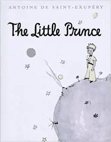 'The Little Prince' by Antoine de Saint-Exupery