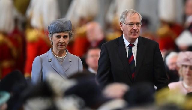 Duke of Gloucester Duchess of Gloucester