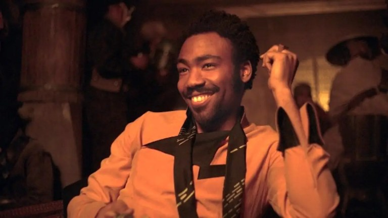 Donald Glover lando star wars