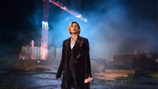 doctor who season 11 episode 1 the woman who fell to earth a