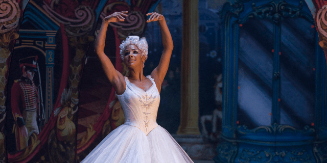 misty copeland nutcracker and the four realms