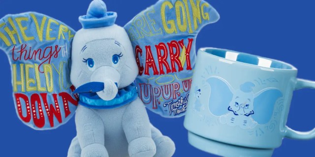 dumbo disney wisdom collection