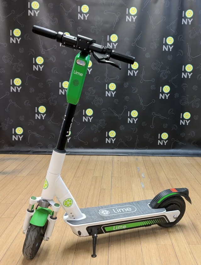 Lime Scooter v 3