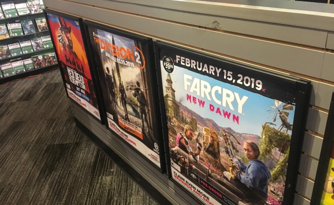 Gamestop Is Struggling And Store Photos Explain Why