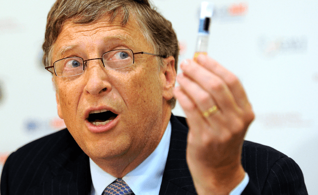 Bill Gates Warning To Anti Vaxxers People In Rich