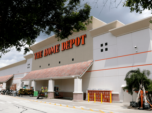 Home Depot Cfo - Year of Clean Water