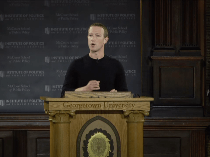 Mark Zuckerberg simply slammed China for allegedly censoring Hong Kong protest movies on TikTok: 'Is that the web we wish?'