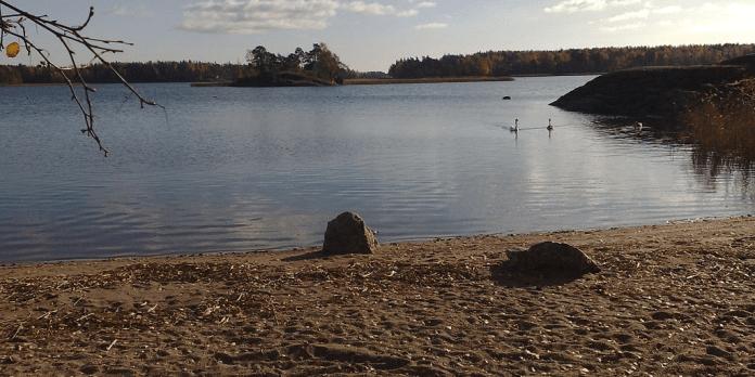 Marjaniemi beach