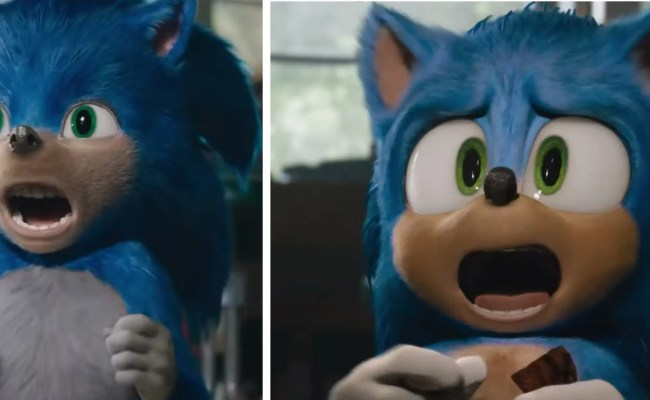 After A Loud Clear Backlash Sonic The Hedgehog Got A