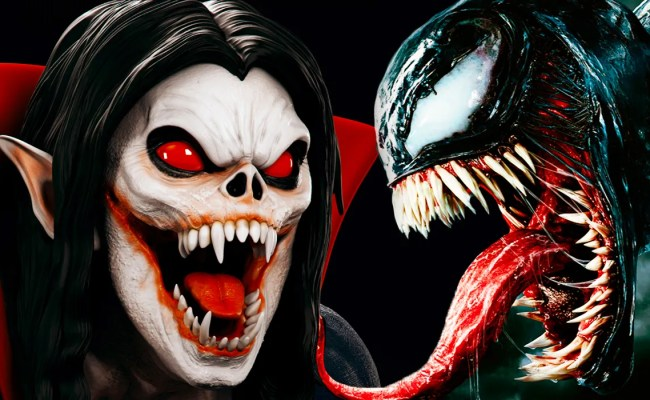 The Morbius Movie Must Learn From Venom S Mistakes Cbr