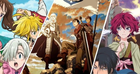 10 Of The Best Medieval Anime Of All Time Ranked CBR