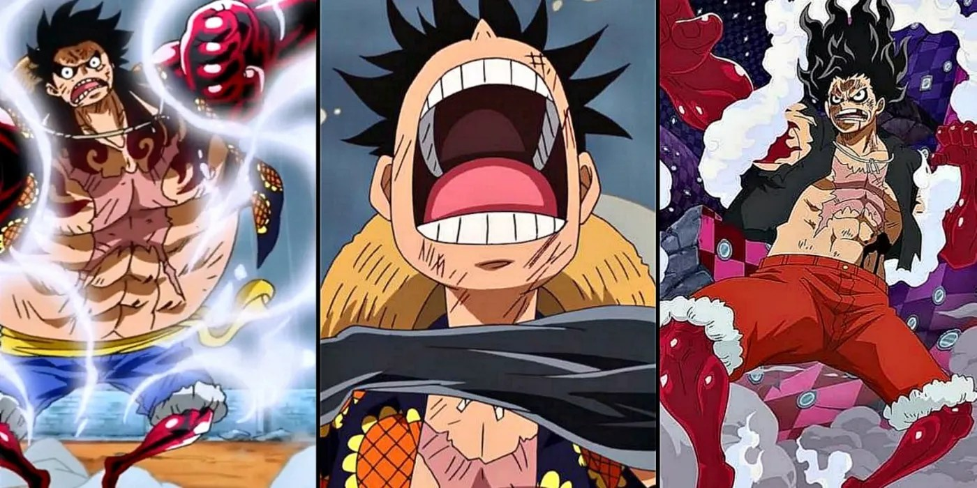 · 4 what is luffy's final form? One Piece All Of Luffy S Gears Ranked By Likability Cbr