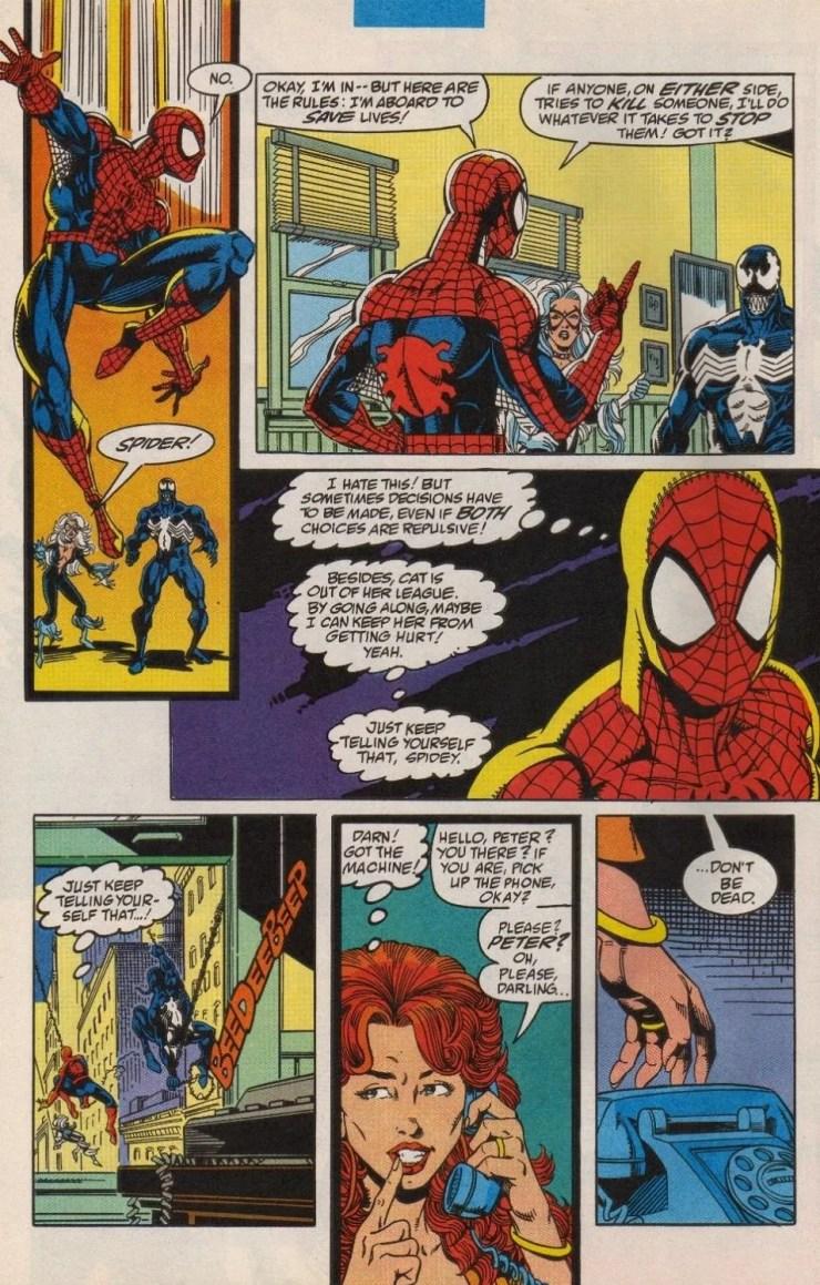 Totally Kyle Spider : totally, spider, Spider-Man, Black, Venom, Demogoblin, Joins, Carnage's, Group