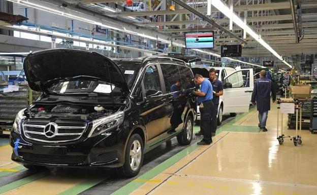 """Mercedes Vitoria s'arrêtera deux samedis en juillet en raison de """"l'instabilité des marchés"""""""