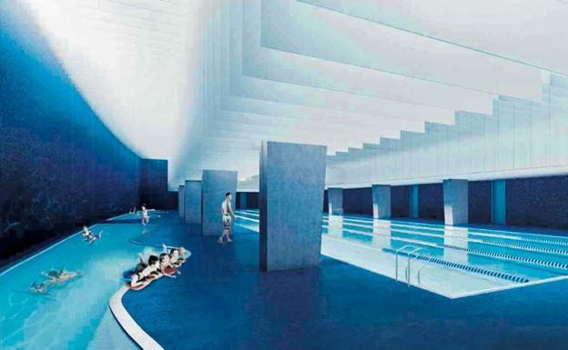 La piscina olmpica de San Mams se abrir al pblico dentro de un ao  El Correo