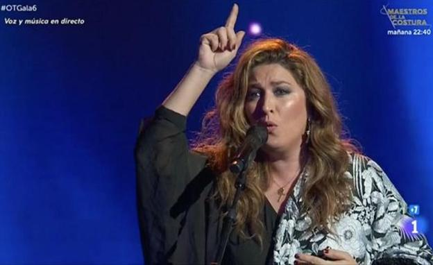 OT 2020 nominees gala 6: Anne says goodbye with kiss and Estrella Morente sings bullfighting