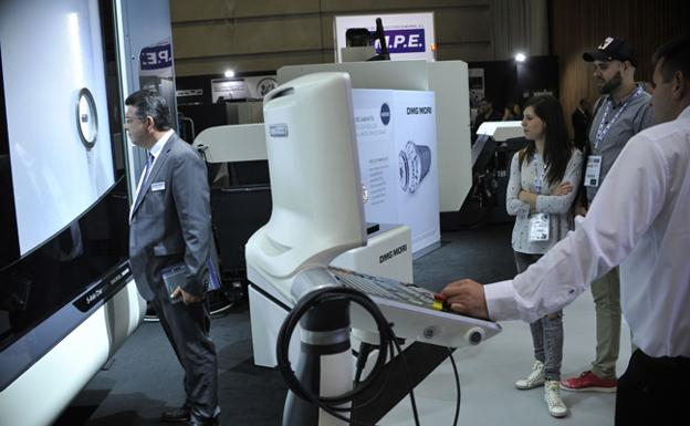 The BEC definitively cancels this year's Machine Tool Biennial