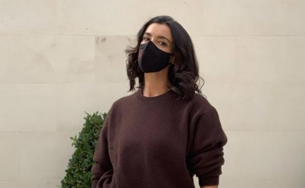 Mascarillas transparentes: la solución para las personas sordas a la que se unen vizcaínas, modelos y cantantes