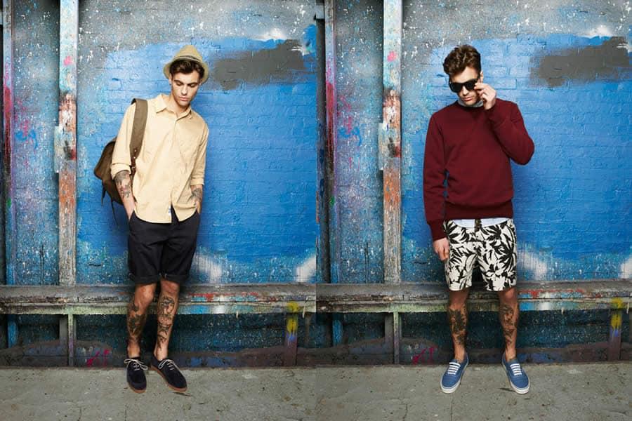 Urban Outfitters Mens SpringSummer 2012 Lookbook