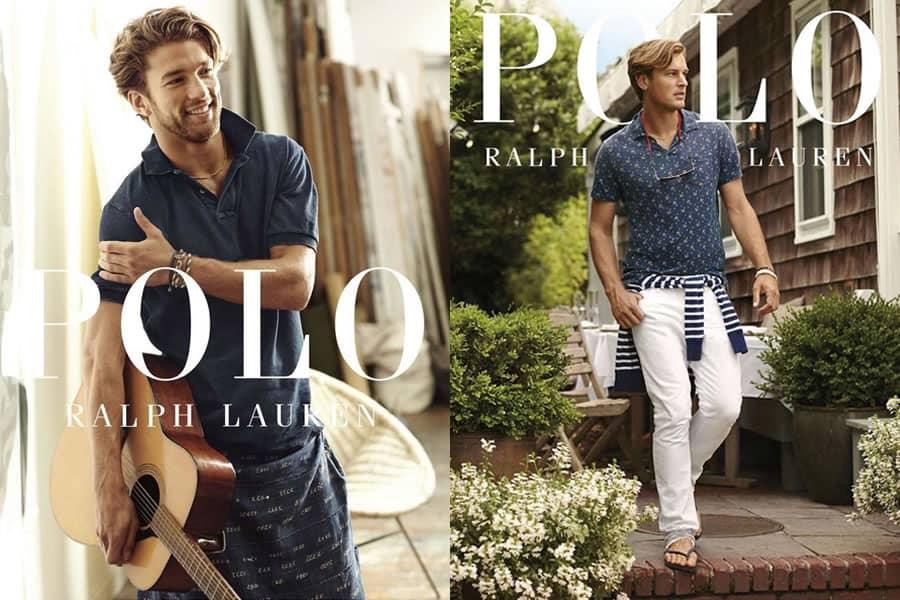 Polo Ralph Lauren Cruise 2015 Advertising Campaign