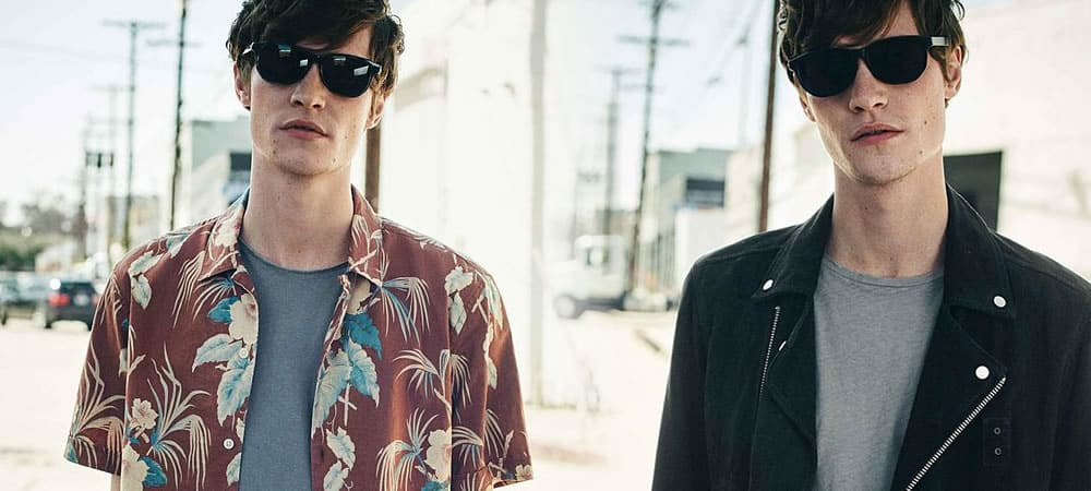 The Top High Street Menswear Trends For Summer 2015