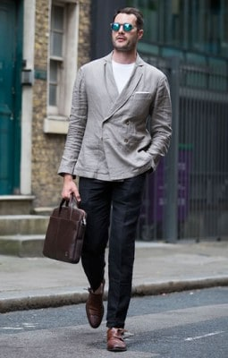 Stephen Kelly, Photographed in London - Click Photo To See More