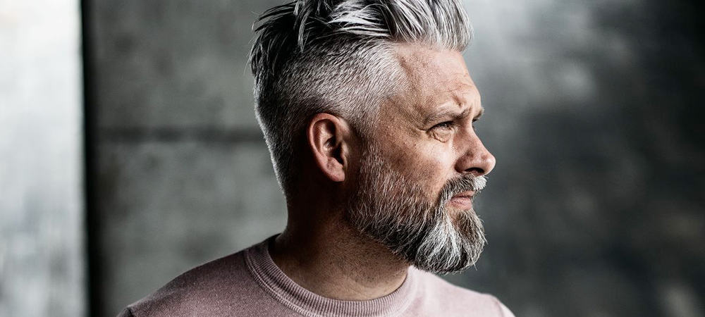 The Best Grey Hairstyles For Men Fashionbeans