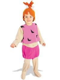 Girls Pebbles The Flintstones costume