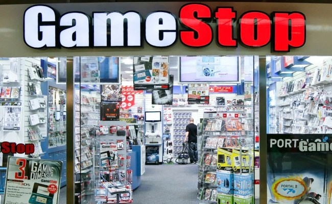 Gamestop Prepares For Black Friday With New Store Hours