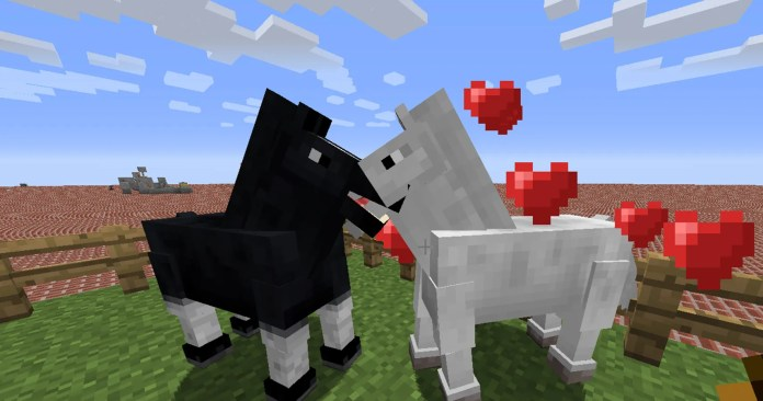 How To Breed Horses In Minecraft A Step By Step Guide