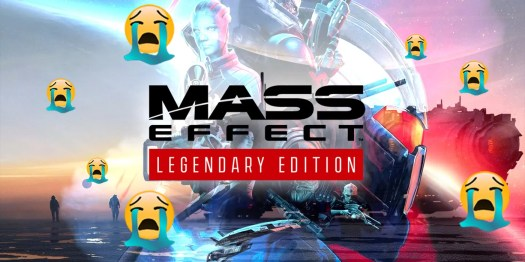 Mass Effect Legendary Edition Probably Won't Fix One ...
