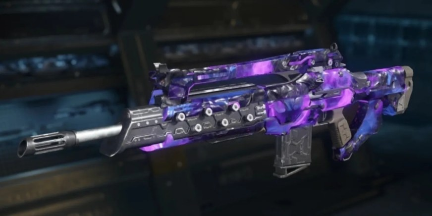 Call of Duty: Black Ops Cold War Leak Reveals Dark Matter Camo