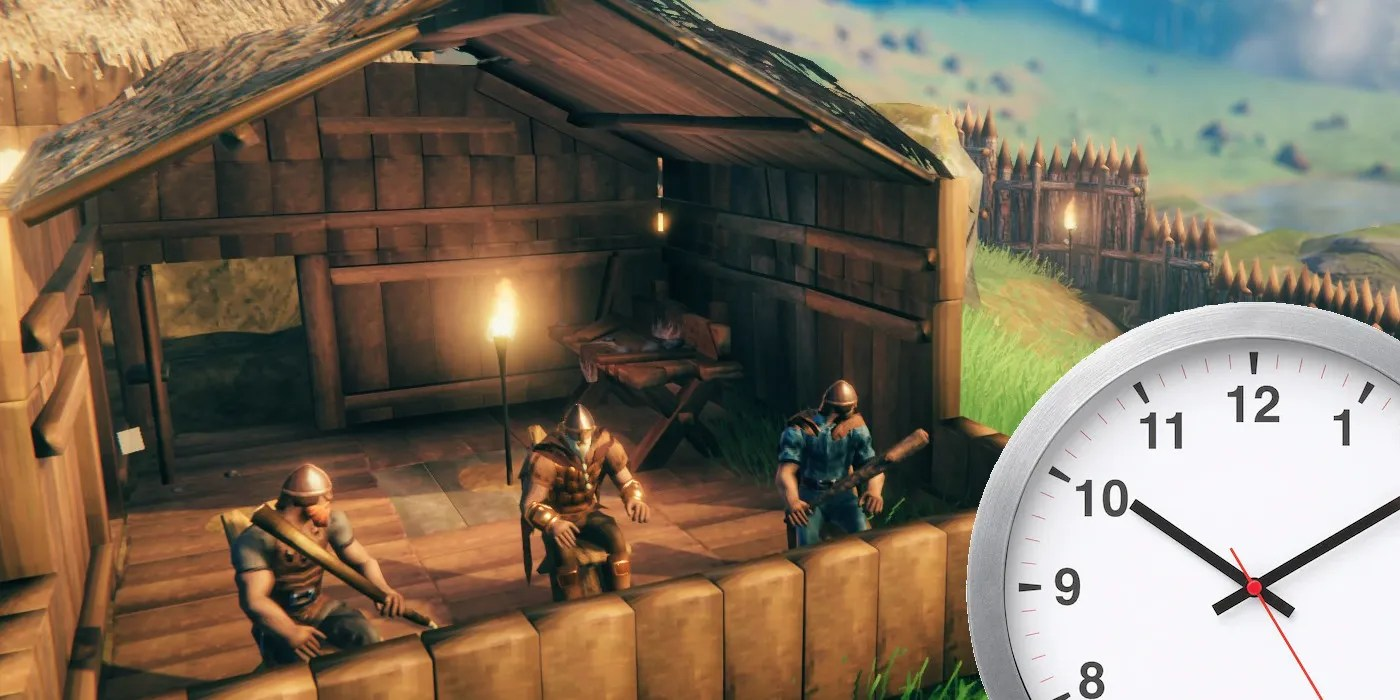 Valheim Players Invent Way to Tell Time In-Game   Game Rant