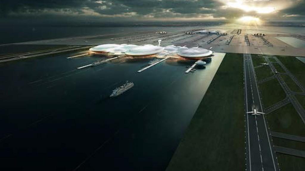 London Britannia Airport Projects Gensler