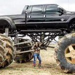 17 Lifted Trucks Taller Than Godzilla 10 That Are Pretty Cool