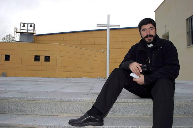 Miguel Ángel Morán, rector del Seminario diocesano. :: hoy/