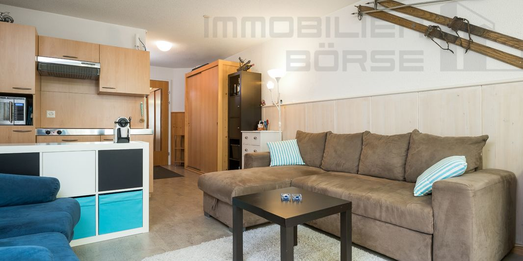 Immobilien Brse AG  2 Zimmer Wohnung in Flumserberg