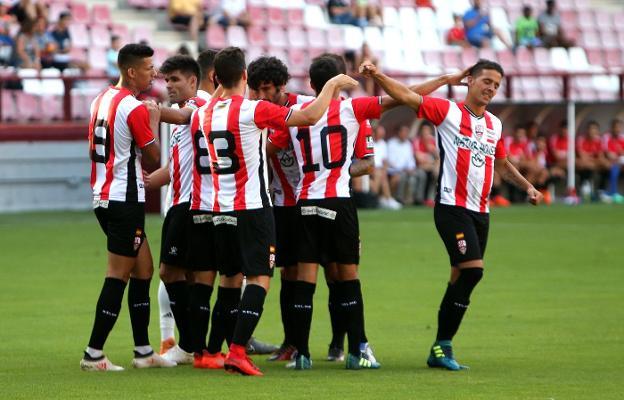 La UD Logroñés expresa la realidad de su fútbol | La Rioja