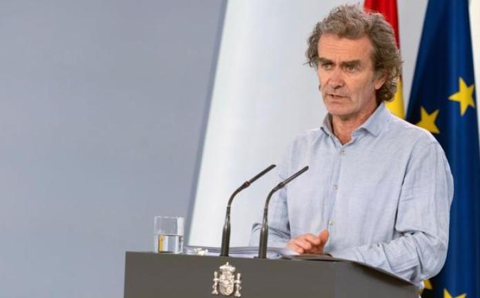 Datos: muertos por coronavirus en España | Fernando Simón explica por qué  hoy hay registrados 2.000 muertos menos por coronavirus en España | Las  Provincias