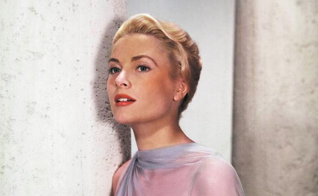 Actress Grace Kelly in 'Catch a Thief'.