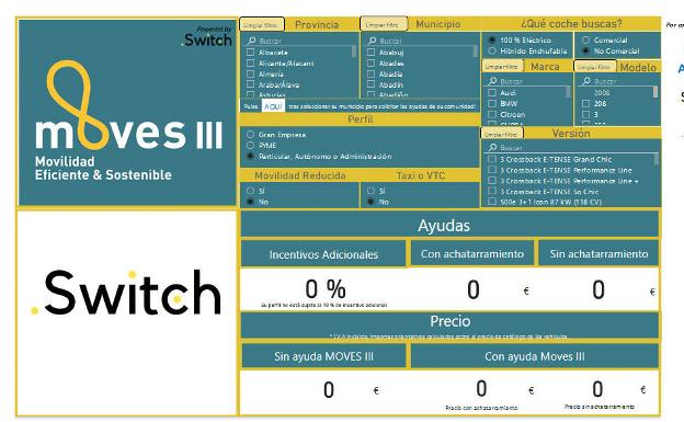 appMOVESIII AEDIVE Switch OzoneDrive U47123121304ljm