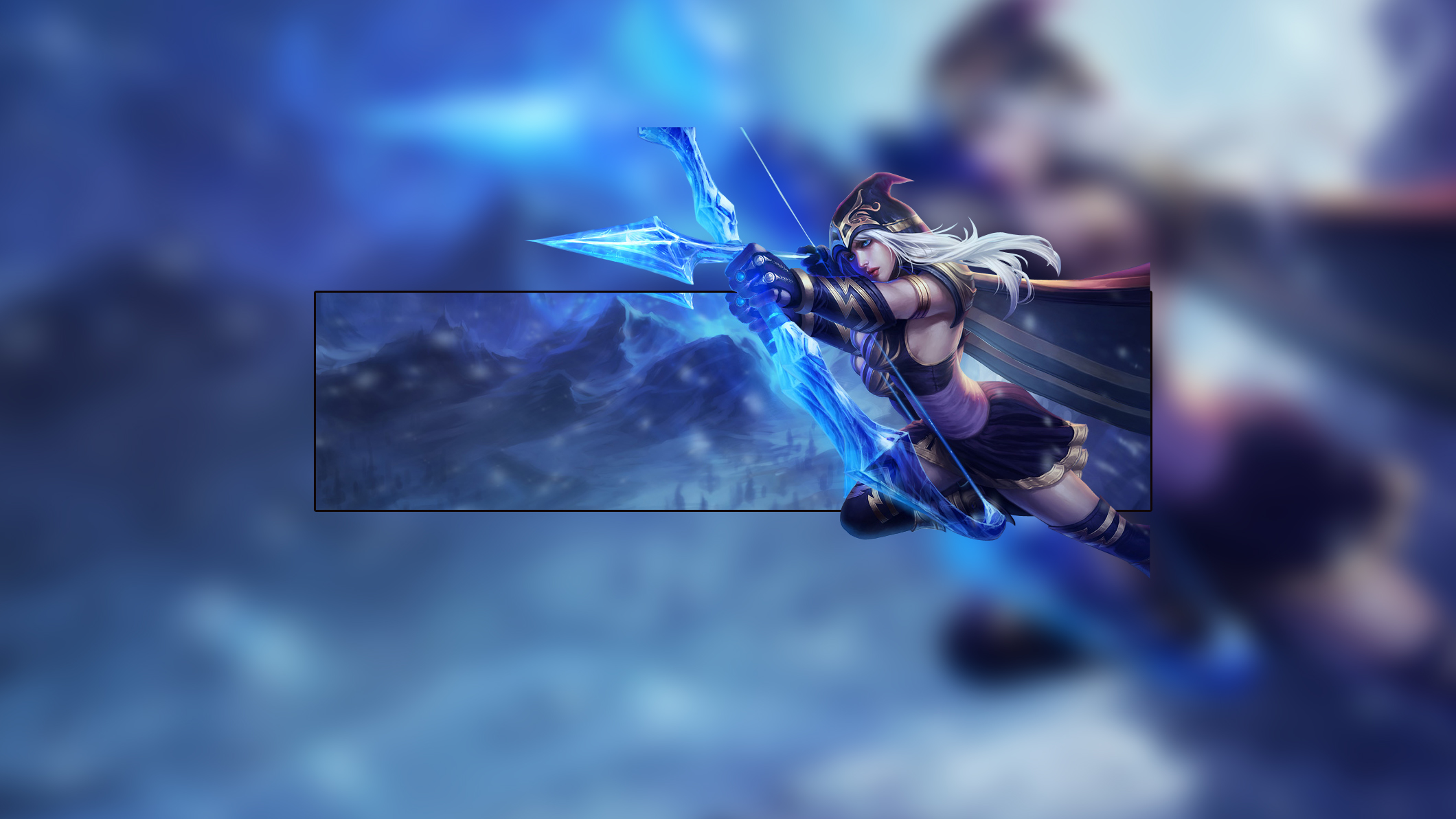 Ashe LoLWallpapers