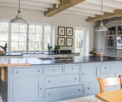 contemporary country kitchens