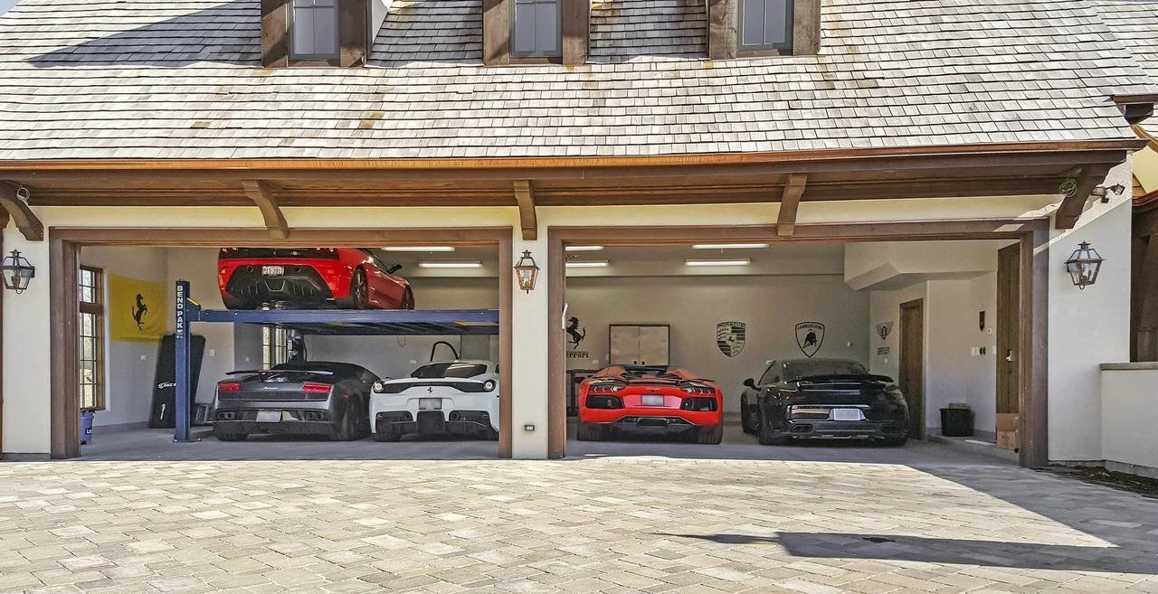 The Ups and Downs of Having a Home Garage - Mansion Global