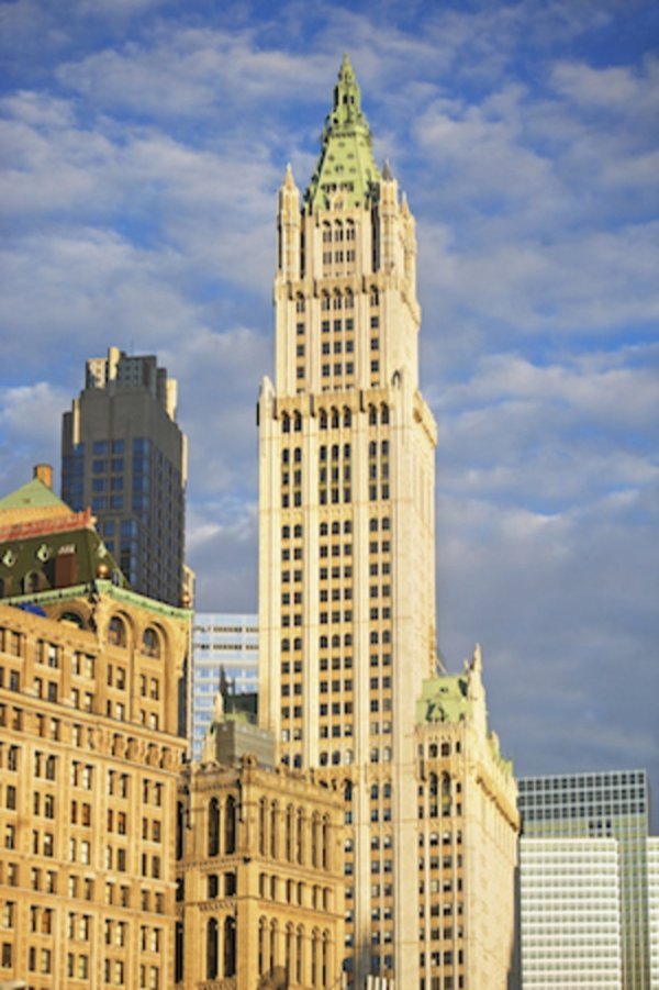Apartments Above York City Iconic Woolworth Building Unveiled - Mansion Global