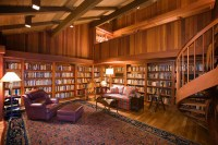 Building a High-Tech Library at Home - Mansion Global