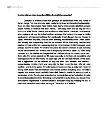 essay on describing yourself - Example Of Essay About Yourself