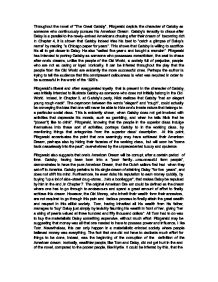 Is Gatsby Great Essay Great Gatsby Essay Ideas Essay Topic Ideas